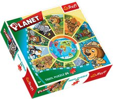 Trefl Planet (24 Teile)