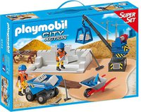 Playmobil SuperSet Baustelle (6144)