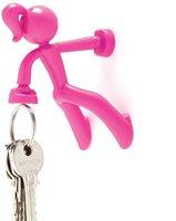 Monkey Key Petite - pink
