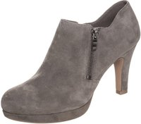 Clarks Amos Kendra taupe suede