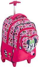 Samsonite Disney Wonder Backpack on Wheels Minnie Love