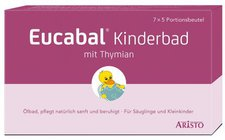 Aristo Pharma Eucabal Kinderbad mit Thymian (7 x 5 ml)