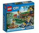 LEGO City - Sumpfpolizei Starter-Set (60066)