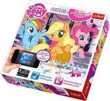 Trefl My little Pony (80 Teile + App)