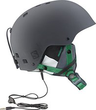 Salomon Brigade Audio grey / forest green