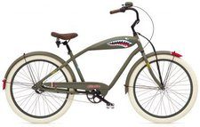 Electra Bicycle Cruiser Tiger Shark 3i