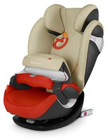 Cybex Pallas M-Fix Autumn Gold