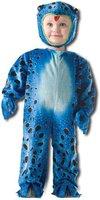 Horror-Shop Blauer Frosch Kinderkostüm