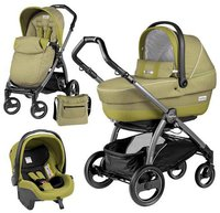 Peg Perego Book Plus Completo & Modular 2015 Green Tea