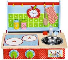 Spiegelburg Meine erste kleine Spielküche - Die Lieben Sieben