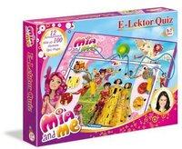 Clementoni E-Lektor Quiz Mia & Me (69255)