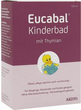 Aristo Pharma Eucabal Kinderbad mit Thymian (130 ml)