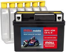 MOLL Mobike AGM 12V 4Ah 50412