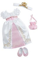 Zapf Creation Nelli dreams Kleiderset Prinzessin weiß