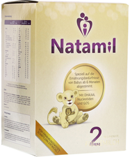 Natamil 2 Folgemilch (800 g)