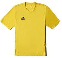 Adidas Core 15 Trainingstrikot Herren kurzarm yellow/black