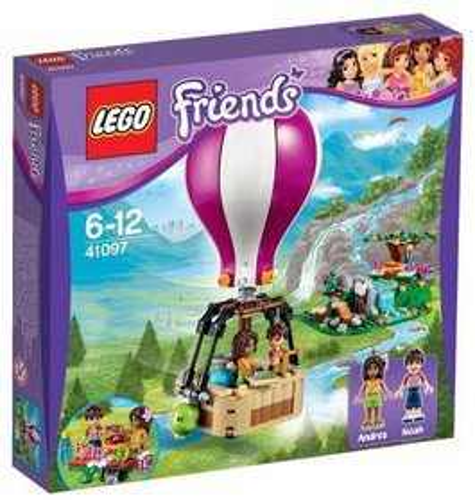 LEGO Friends - Heartlake Balloon (41097)