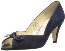 Van Dal Shoes Heydon marine navy