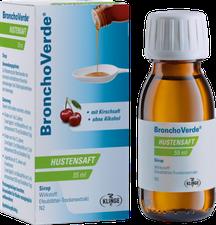 Sidroga BronchoVerde Hustensaft (55 ml)