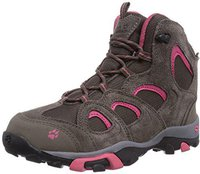 Jack Wolfskin Girls Mtn Attack Mid Texapore
