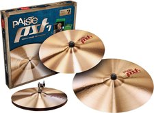 Paiste PST 7 Session Light Set
