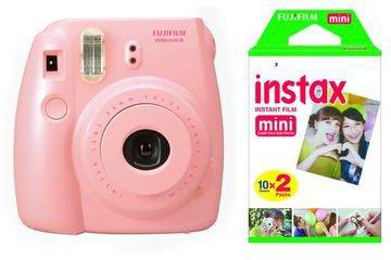 Fujifilm Instax Mini 8 zartpink