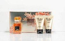 Pomellato Nudo Amber Set (EdP 25ml + SG 30ml + BL 30ml)