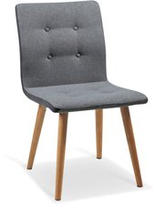 MCA-furniture Charlotte hellgrau (H000014095)