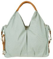 Lässig Wickeltasche Green Label Neckline Bag - Denim Sky