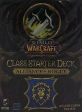 Cryptozoic WoW Class Starter Allianz Schurke (englisch)