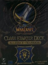 Cryptozoic WoW Class Starter Allianz Krieger (englisch)