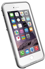 LifeProof frè wasserdichte Schutzhülle Weiß (iPhone 6)