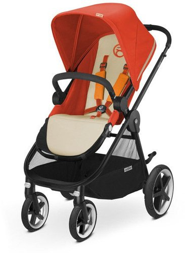Cybex Balios M Autumn Gold