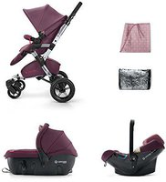 Concord Neo Travel-Set Rasberry Pink 2015
