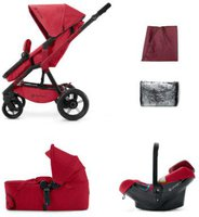 Concord Wanderer Mobility-Set Ruby Red 2015