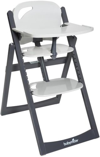 Babymoov Light Wood Highchair