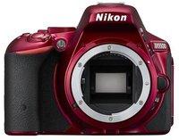 Nikon D5500 Body (rot)