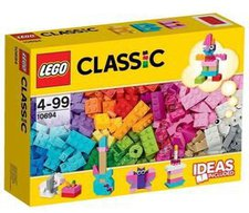 LEGO Classic Baustein-Ergänzungssatz Pastelltöne (10694)