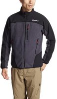Berghaus Men's Fortrose Pro Fleece Jacket Carbon / Black
