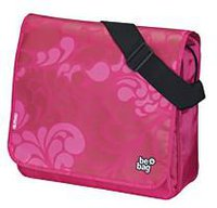 Herlitz be.bag Messenger Bag Pink Ornaments