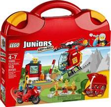 LEGO Juniors - Feuerwehr-Koffer (10685)