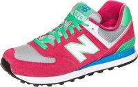New Balance WL574 pink/green (WL574CPV)