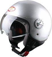BHR Helmets Fashion silber