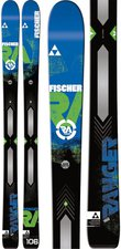 Fischer Ranger 106 Ti (2015)