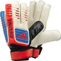 Adidas Predator Torwart-Trainingshandschuhe weiß/blau/rot