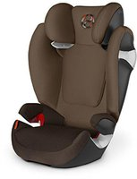 Cybex Solution M Coffee Bean