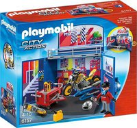 Playmobil City Action - Aufklapp-Spiel-Box