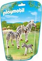 Playmobil Zebrafamilie (6641)
