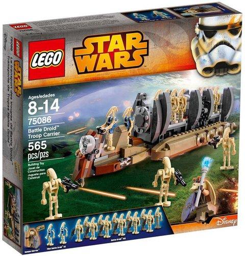 LEGO Star Wars - Battle Droid Troop Carrier (75086)