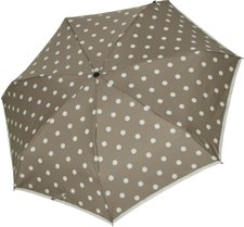 Knirps Piccolo dot art taupe (89868-490-2)